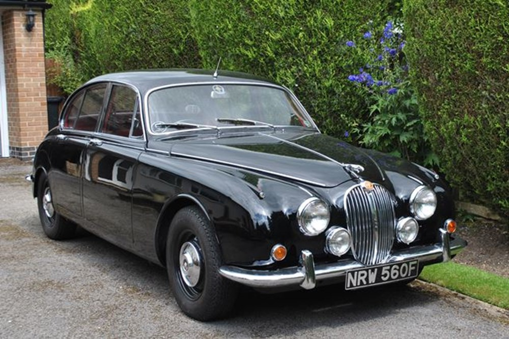 Lot 255 - 1966 Jaguar Mk. II Saloon (3.4 Litre)