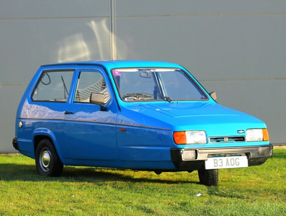 Car Auction Online >> REF 85 1992 Reliant Robin Mk. II LX