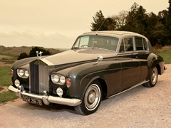 Navigate to Lot 240 - 1964 Rolls-Royce Silver Cloud III