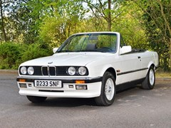 Navigate to Lot 140 - 1987 BMW 325i Convertible