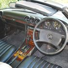 REF 27 1980 Mercedes-Benz 450SL Roadster -