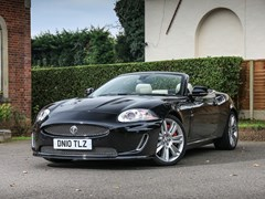 Navigate to Lot 206 - 2010 Jaguar XKR Convertible (5.0 litre)