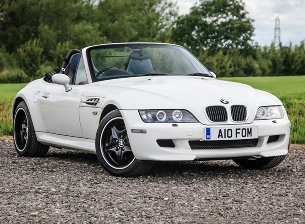 Lot 343 - 1999 BMW Z3M Roadster