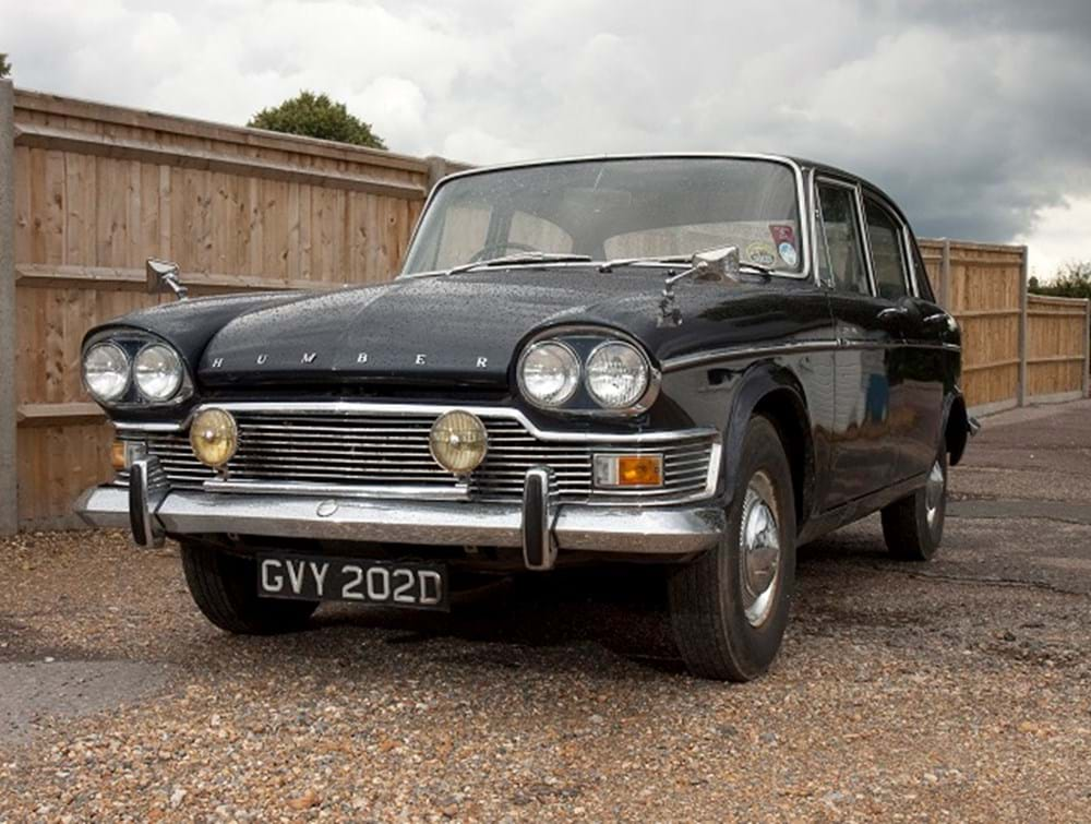 Lot 220 - 1966 Humber Imperial