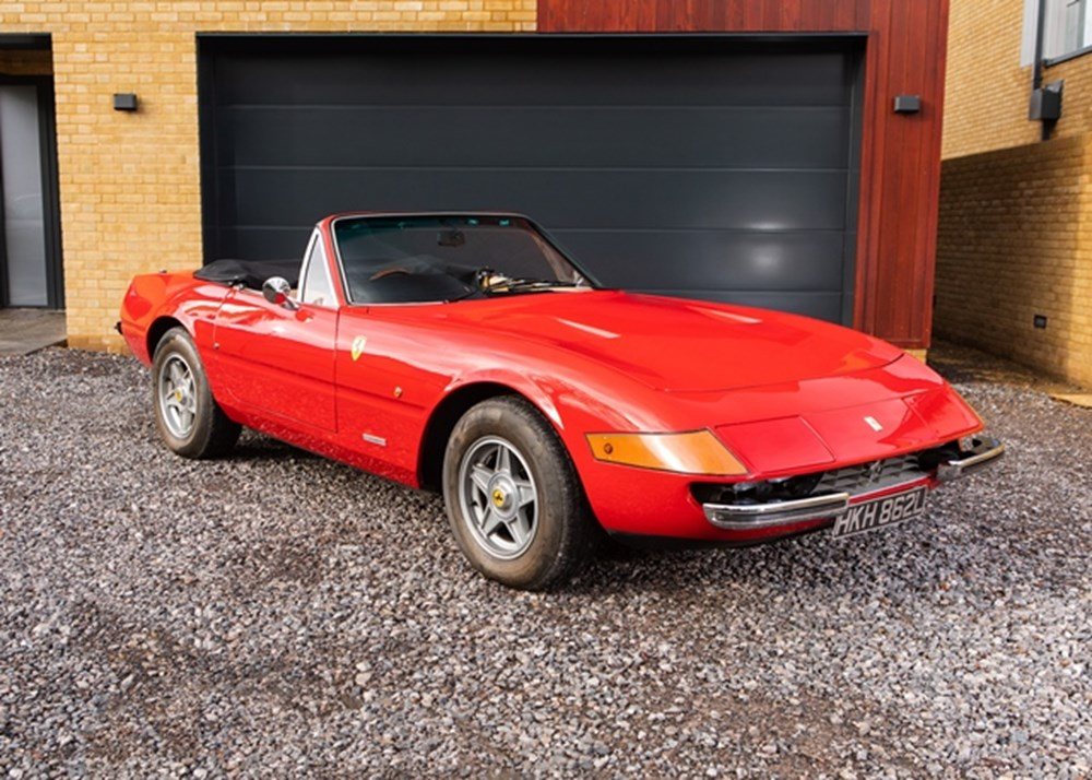 Lot 257 - 1973 Ferrari Daytona Evocation by Autokraft