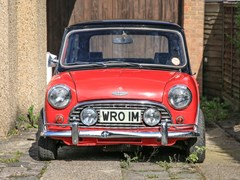 Navigate to  1974 Austin Mini to Cooper S specification