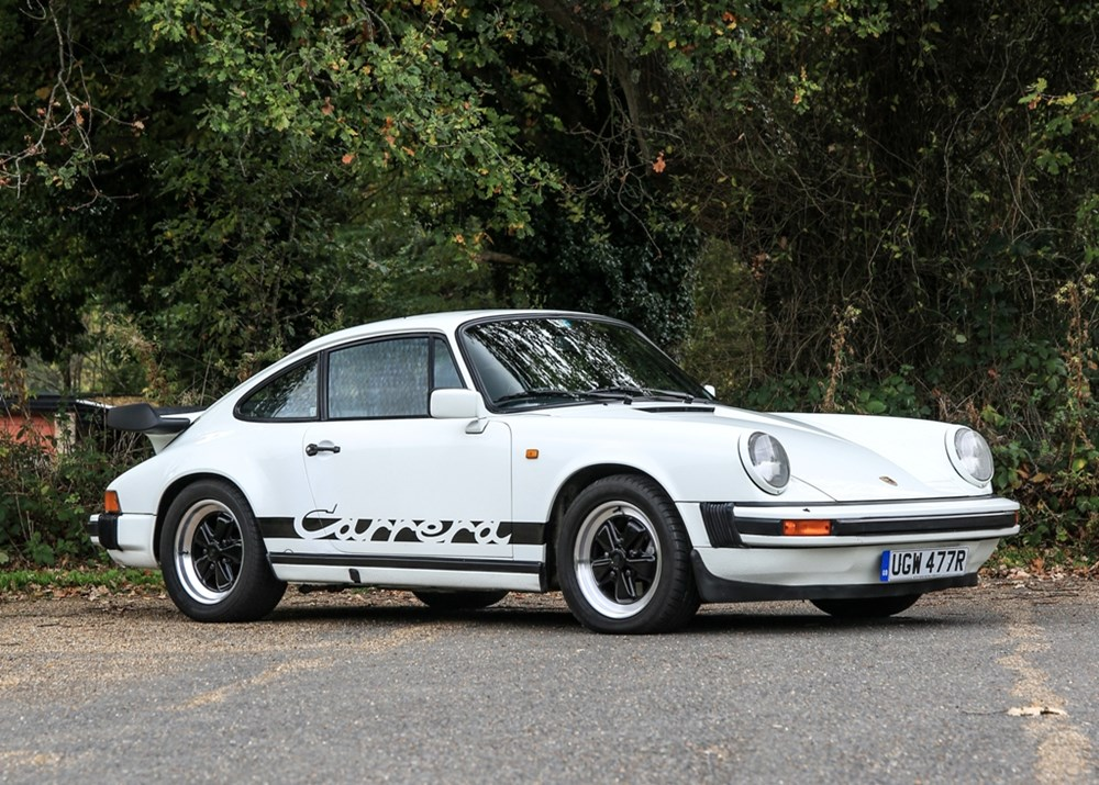 Lot 227 - 1976 Porsche 911 / 930 Coupé