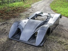 Navigate to Lot 319 -  Bentley Single seater bodyshell in carbon fibre