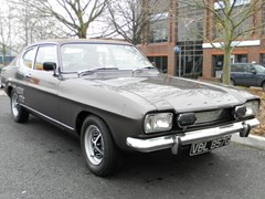 Navigate to Lot 298 - 1969 Ford Capri Mk.I