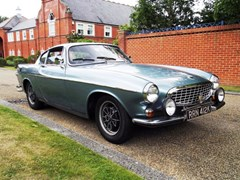 Navigate to Lot 229 - 1971 Volvo P1800E