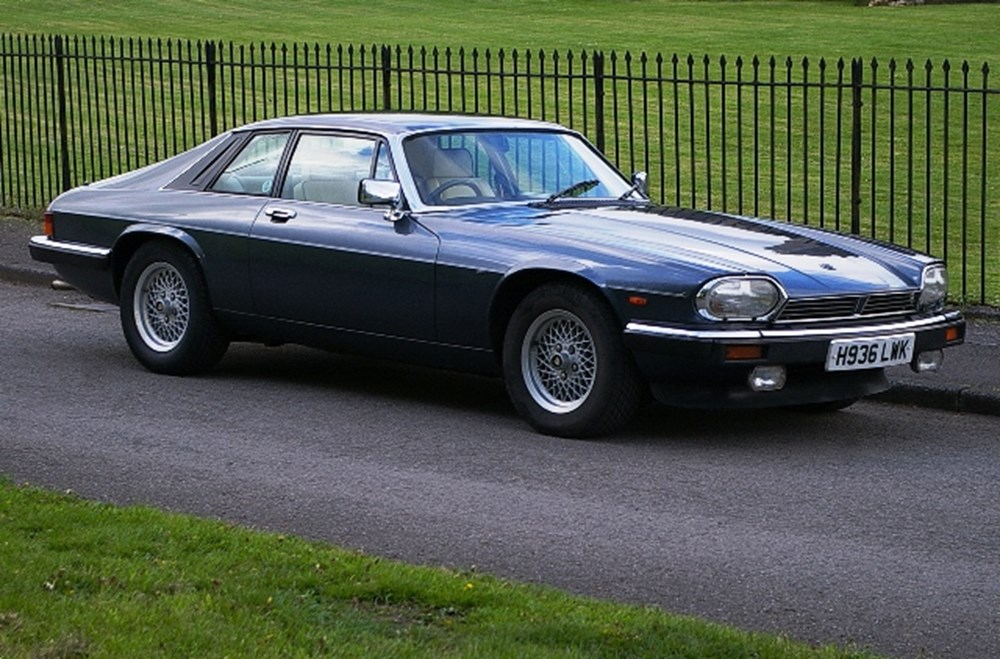 Lot 291 - 1991 Jaguar XJS HE V12 Coupé