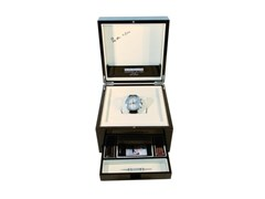Navigate to Sir Stirling Moss signed chronograph