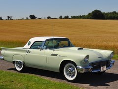 Navigate to Lot 274 - 1957 Ford Thunderbird Convertible