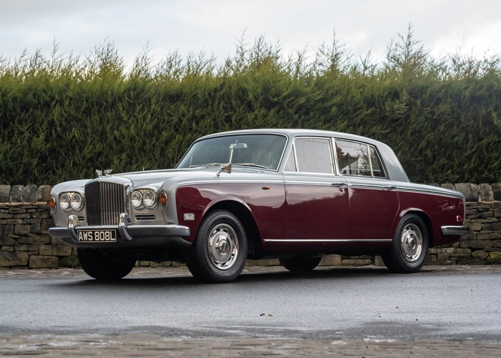 Lot 240 - 1972 Bentley TI