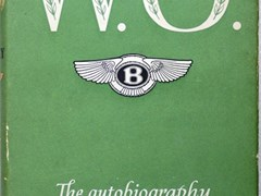 Navigate to  W. O. Bentley signed book