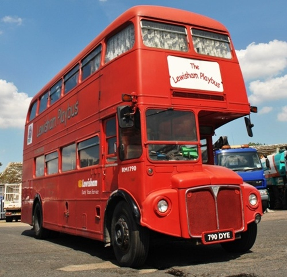 Lot 348 - 1964 12973 AEC 'Routemaster'