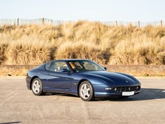 Navigate to Lot 217 - 1998 Ferrari 456M GTA