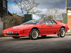 Navigate to Lot 266 - 1989 Lotus Esprit Turbo HC