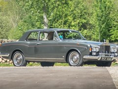 Navigate to Lot 163 - 1967 Rolls-Royce Silver Shadow Coupé by Mulliner Park Ward