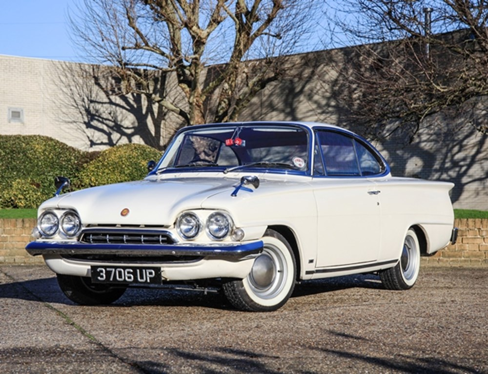 Lot 140 - 1963 Ford Consul Capri