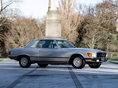 Navigate to Lot 246 - 1973 Mercedes-Benz 450 SLC (Ex-Peter Sellers)