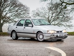 Navigate to Lot 208 - 1991 Ford Sierra Sapphire RS Cosworth (4x4)