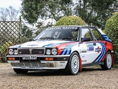 Navigate to Lot 251 - 1989 Lancia Delta HF Integrale (16v)