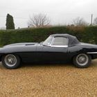1969 Jaguar E Type Series II Roadster -
