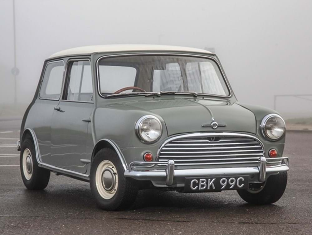 Lot 168 - 1965 Morris Mini Cooper S (970cc)