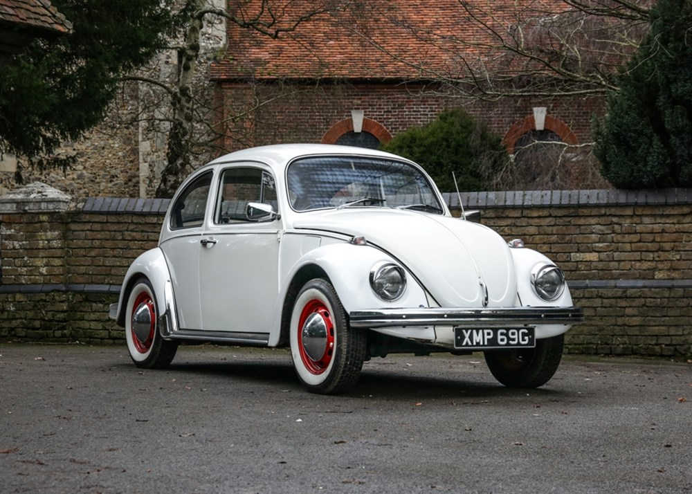 Lot 106 - 1969 Volkswagen Beetle 1300