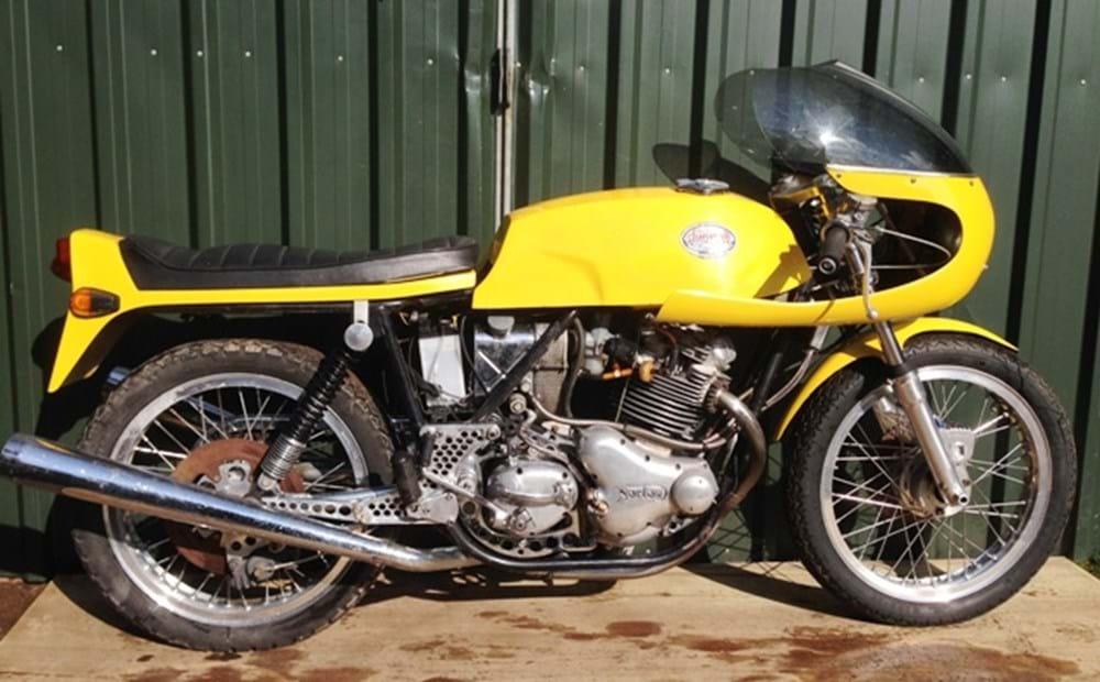 1969 Dunstall Norton Commando 750S
