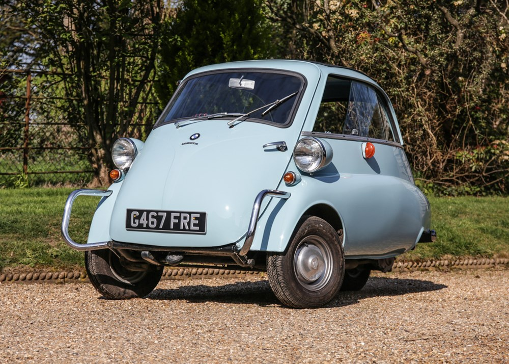 Lot 232 - 1959 BMW Isetta 300