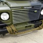 1995 Land Rover 110 Special Forces Reconnaissance vehicle -