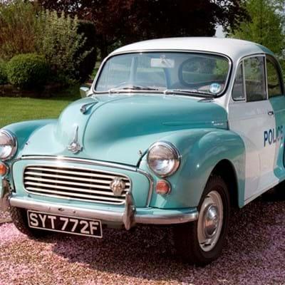 Ex Police Car Sales Scotland