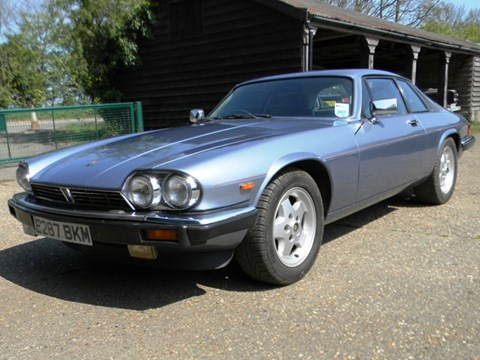 1988 Jaguar XJ-S V12 Coupé