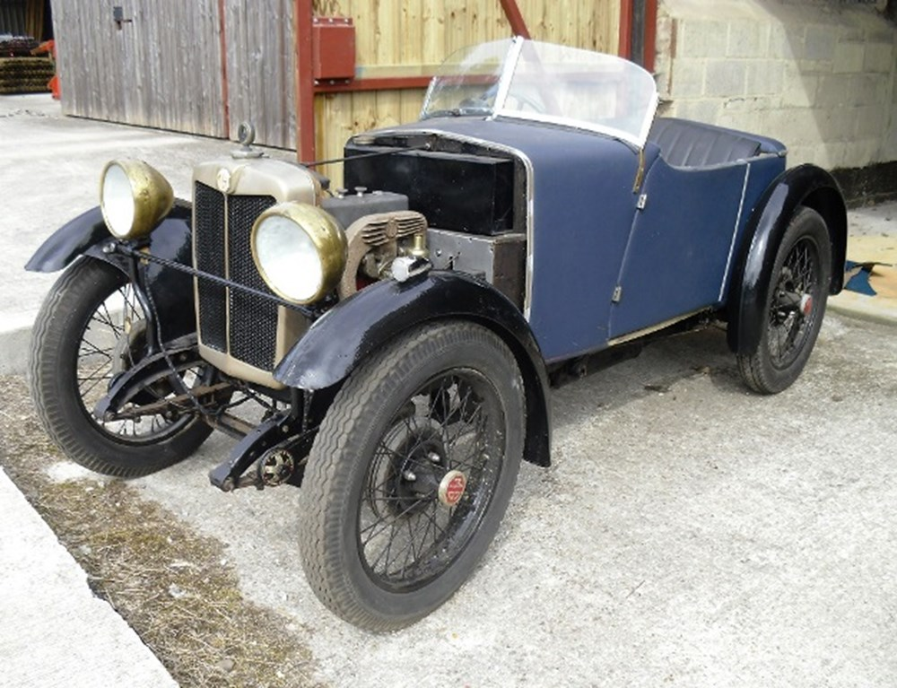 Lot 250 - 1929 MG M-Type