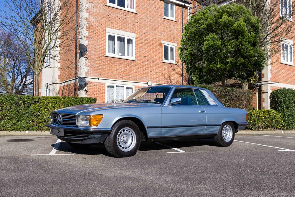 Lot 260 - 1980 Mercedes-Benz 450 SLC