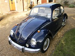 Navigate to Lot 258 - 1969 Volkswagen Beetle 1300