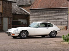 Navigate to Lot 178 - 1973 Jaguar E-Type Series III Fixedhead Coupé