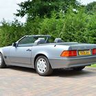 Ref 83 1992 Mercedes Benz 300 SL-24 Roadster -