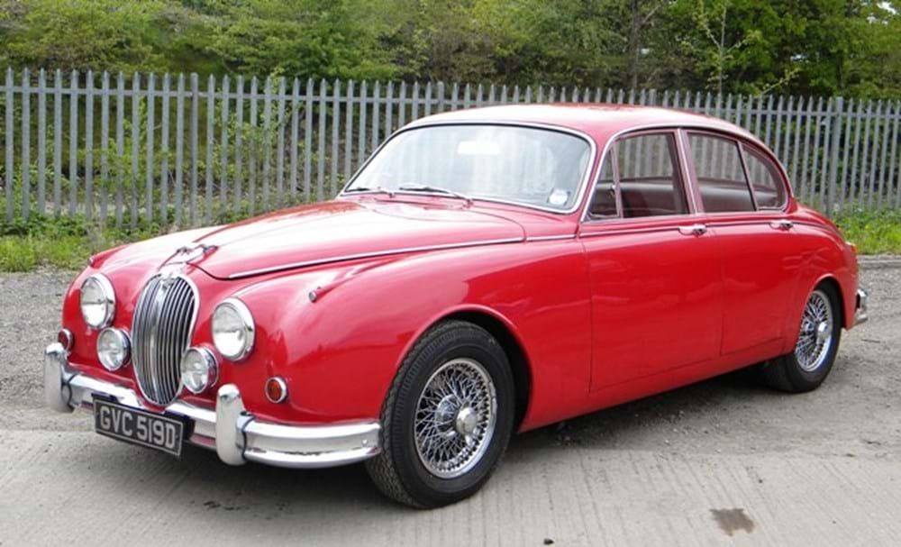 1966 Jaguar Mk. II - Classic & Sports Car Auctioneers