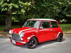 Navigate to Lot 281 - 1996 Rover Mini Cooper 'Fast Road Spec.'