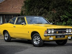 Navigate to Lot 232 - 1972 Ford Cortina GXL Convertible by Crayford