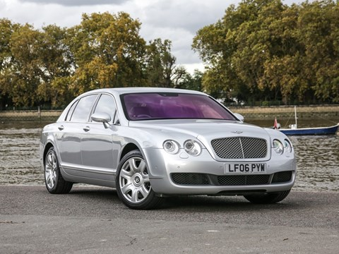 Ref 16 2006 Bentley Continental Flying Spur