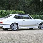 Ref 89 1984 Ford Capri by Tickford (2.8 litre) -