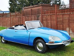 Navigate to Lot 326 - 1974 Citroën DS Convertible