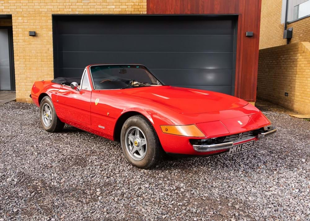 Lot 190 - 1973 Ferrari Daytona Evocation by Autokraft