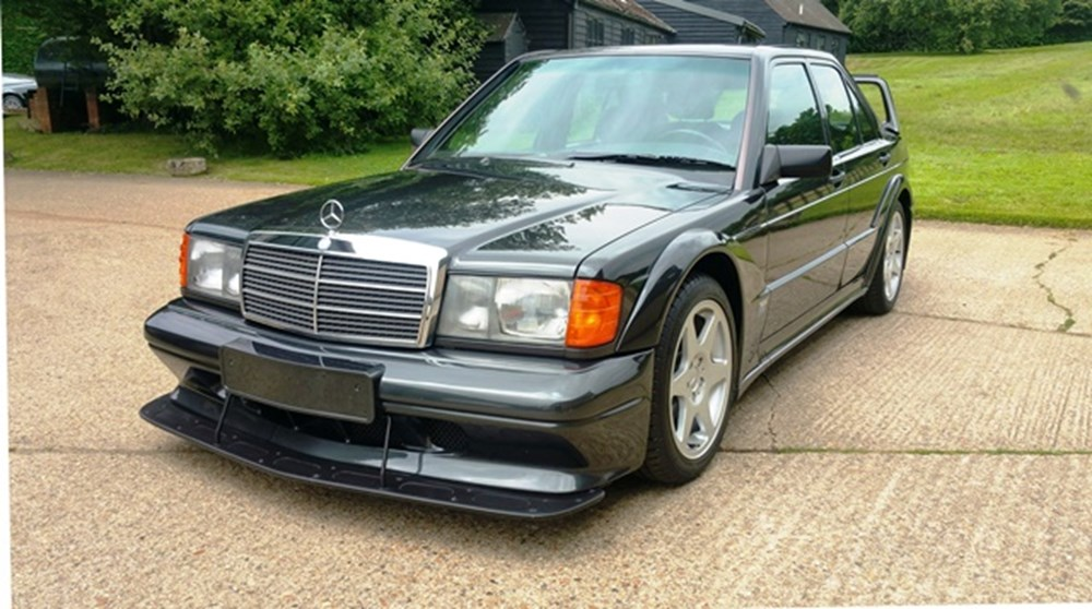 Lot 289 - 1990 Mercedes-Benz 190E 2.5-16  Evolution II