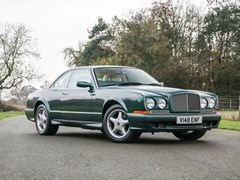 Navigate to Lot 331 - 1999 Bentley Continental T