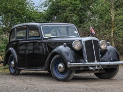 Navigate to Lot 273 - 1946 Daimler DB 18 Ex-King George VI Royal Tour of South Africa